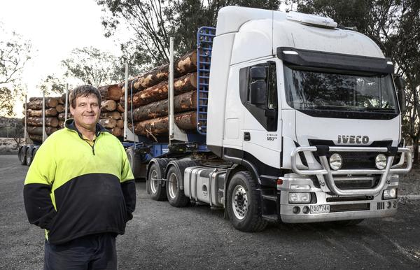 Stralis AS-L brings efficiency for logger