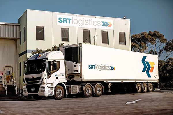 SRT Logistics meets growing demand with new IVECO X-Way fleet