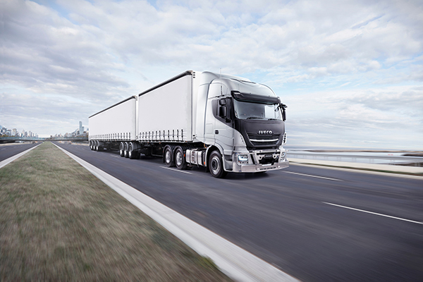 IVECO launches new Highway B-Double model
