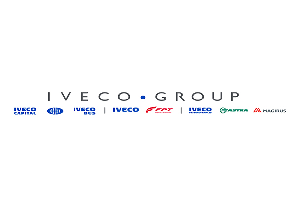 IVECO renames to IVECO Group and launches new logo