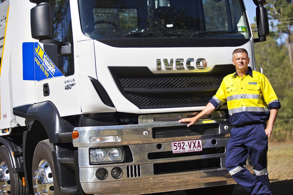 JM Transport gets heavy haulin' with Iveco Stralis