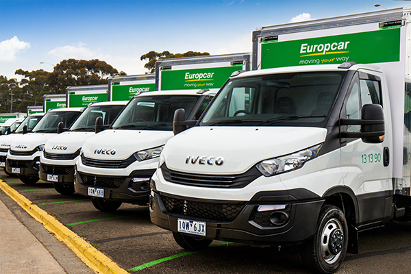 Europcar expands its relationship with IVECO