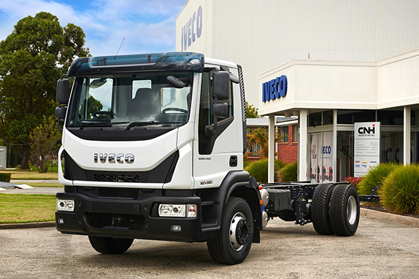 IVECO launches new dual control Eurocargo model