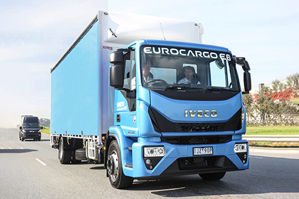 IVECO releases new engine horsepower and transmission options for Eurocargo range