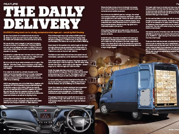 The Daily Delivery