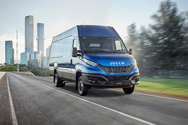 New IVECO Daily E6 launches with added safety, comfort and power with reduced emissions