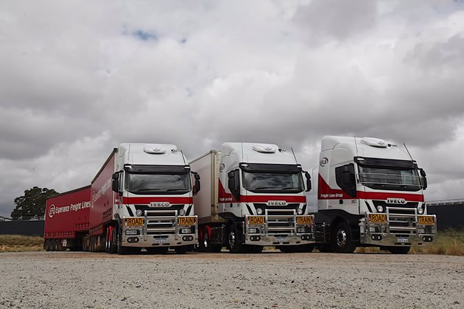 Freight Lines Group Stralis AS-Ls